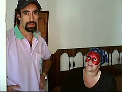 thumb homemade video  of a mature fat woman in mask   woman in mask woman in mask ba