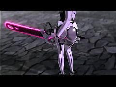 3D MMD Android Yukari
