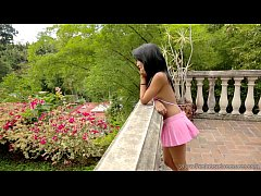 Pacinos Adventures - Hot latina Carol Lopez posing