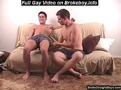 four straight boys go gay for pay