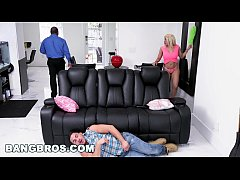 BANGBROS - Latina With Big Ass Luna Star Fucks ...