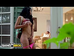 BANGBROS - Impeccable Beauty Gina Valentina Tak...
