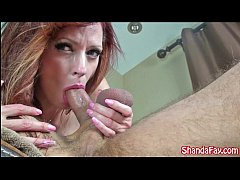 Kinky Canadian MILF Shanda Fay Wants To Suck Yo...