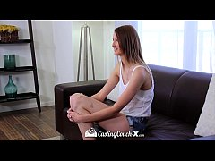 CastingCouch-X - Tall and skinny Sophia Wilde f...