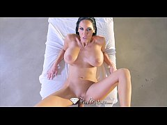 PureMature - Big boobs milf Veronica Rayne gets...