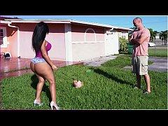 BANGBROS - Latina Rose Monroe's Big Ass Bouncin...