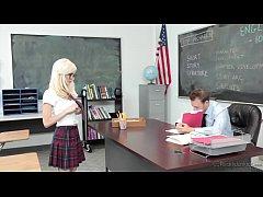 Piper Perri Naughty Slim Schoolgirl