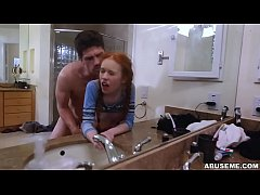 thumb redhead doll y little likes it rough and hard