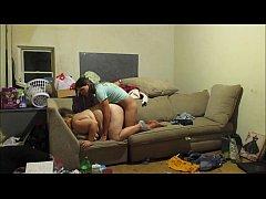 Real hidden cam Landlord caught new tenants hav...