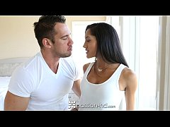 Passion-HD - Sexy Chole Amour gets her tight la...