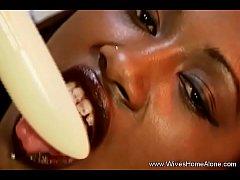 Masturbation Techniques from Ebony MILF
