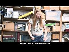 ShopLyfter - Cute Teen Caught Stealing Blows LP...