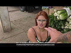 CARNE DEL MERCADO - Colombian newbie Jesica Dul...