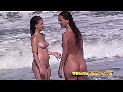 Hot Nudist Public Beach Voyeur Amateur Females ...