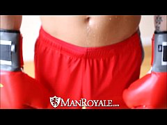 ManRoyale Another round of pounding in the ass ...