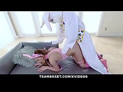 ExxxtraSmall - Hot Easter Bunny Summer Brooks T...
