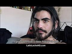 Straight Latino Jock Paid To Fuck Gay Roommate ...