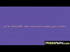 His first Nuru Massage 8