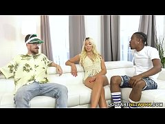 Chanel Grey Invites A Black Man And His Friend In Her Grandma's House