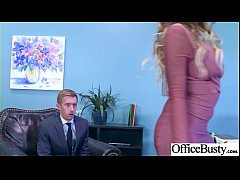 Office Big Tits Girl (Cassidy Banks) Realy Love...
