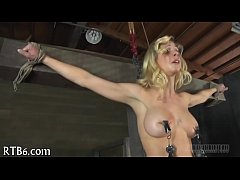 Tossed up gal is punished