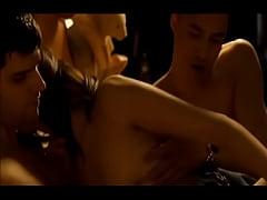 Roxane Mesquida - Sheitan (Threesome erotic sce...