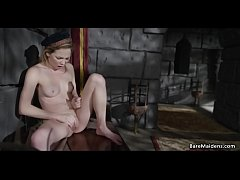Younger maiden found the Orgasmagic crystal # A...