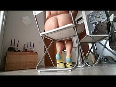POV chair farting