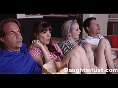 Teens Fucked By Dads best friend |DaughterLust.com