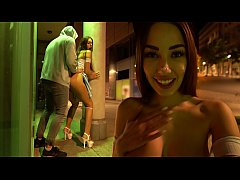 Party Chick Cheats on her Boyfriend - Risky Dog...