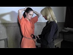 Amanda Arrested and Strip Search pt. 3