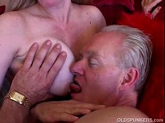 Beautiful big tits MILF loves to fuck