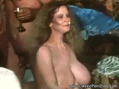Orgy Sex Party From the Seventies