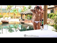 HD PornPros - Tali Dova & Ariana Marie hot fuck...