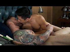 Hot Gay Sex | Jordan Levine fucks Cooper Dang