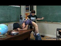 Gay Boys Classroom Hardcore