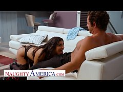 Naughty America - Brooklyn Gray friends dad a l...