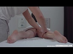 thumb teen hottie che  ating bf on our massage table r massage table massage table