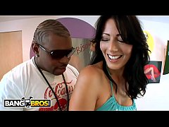 BANGBROS - Zoey Holloway Plays With Rico Strong...