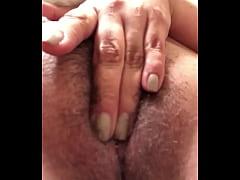 Masturbandome en el baño del trabajo