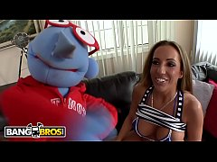 BANGBROS - Baluga The Puppet Goes To Town On Bi...