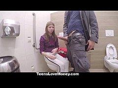TeensLoveMoney - Russian Babe (Gina Gerson) Fuc...