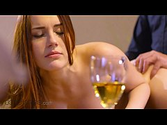 Dane Jones Sexy Czech redhead Charlie Red intim...