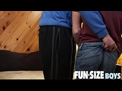 FunSizeBoys - Little boy Logan fucked bareback ...