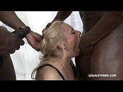 Brittany Bardot Bangs out Monster toys before Absolute BBC destruction
