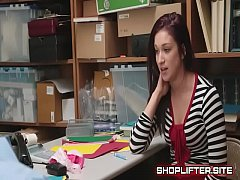 Shoplifting Amateure StripSearch
