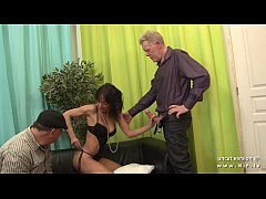 Casting couch skinny french mature mom hard sod...