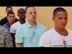 movies of gay army men and shirtless kissing se...