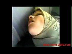 muslim hijab sex in car