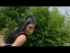 Jessyka Swan in gonzo creampie sex scene by All...